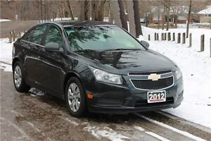 2012 Chevrolet Cruze LS | ONLY 55K | CERTIFIED + E-Tested