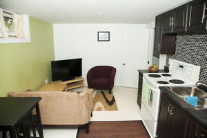Just bring your suitcase - furn. 1-bed suite