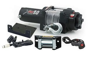 COMPLETE WINCH PACKAGE
