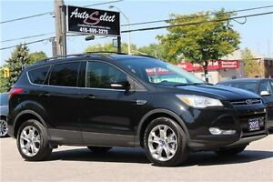 2013 Ford Escape ONLY 39K! **NAVIGATION PKG** CLEAN CARPROOF