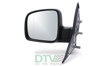VW Transporter T5 Spiegel Außenspiegel Autospiegel links, Fahrerseite ab 04/03-