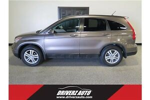 2011 Honda CR-V EX-L AWD, LEATHER, SUNROOF