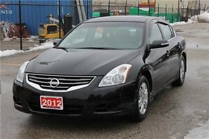 2012 Nissan Altima 2.5 S SL | Leather | CERTIFIED + E-Tested