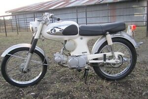 Looking for Honda S90