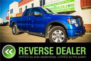 2011 Ford F-150 FX4 ** REMOTE START, 4X4, READY FOR WINTER **