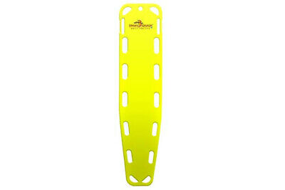 New Unused Iron Duck 35850-yellow Base Board Patient Transfer Spine Board