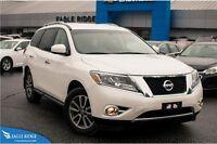 2015 Nissan Pathfinder SV Heated Steering Wheel & Seats