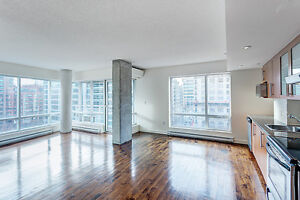 Luxury 2 Bedroom Loft-Style Apartment in Downtown