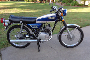 Yamaha  LS2  1972 100 twin  wanted