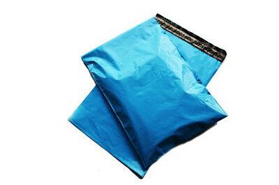 500x Blue Mailing Bags 10x14