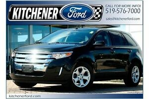 2013 Ford Edge SEL SEL LEATHER NAV ROOF HEATED SEATS PWR LIFT...