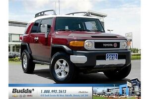2010 Toyota FJ Cruiser Base SAFETY AND E-TESTED