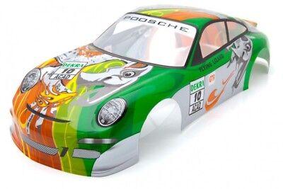 """RC CAR KAROSSERIE 1:10 SPORTWAGEN """"GT 11"""" DRIFT 190MM BREIT # HX024G"""