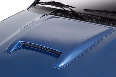 Large Single Hoodscoops for a Chevrolet Pickup, Sierra