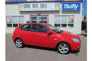 2010 Hyundai Accent GL Sport 5 Speed Manual