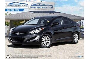2015 Hyundai Elantra GL SPORTY SEDAN LOADED