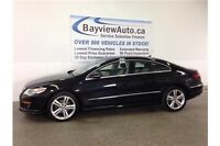2011 Volkswagen CC - AUTO! ALLOYS! SUNROOF! HEATED LEATHER!