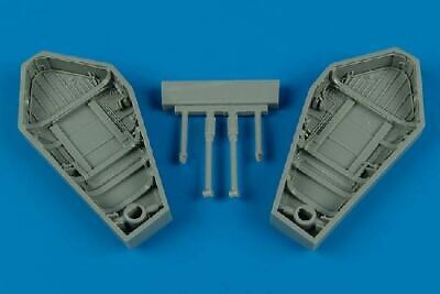 AIRES HOBBY 1/48 WYVERN MAIN WHEEL BAY FOR TSM D 4459