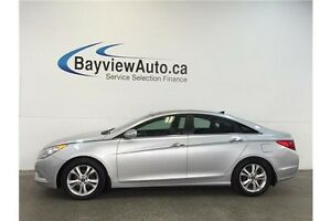 2012 Hyundai SONATA LTD- SUNROOF! LEATHER! DIMENSION SOUND!