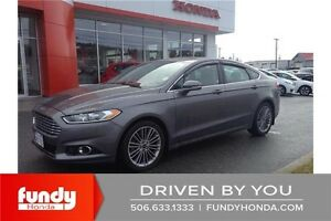 2013 Ford Fusion SE LEATHER - NAVIGATION - 2.0L TURBO!