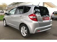 HONDA JAZZ 1.4 i-VTEC ES Plus 5dr CVT (white) 2013