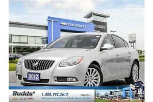 2012 Buick Regal Base w/Canadian Comfort Pkg.