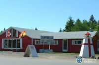 the Campobello Gift Shop and residence: income property