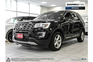2016 Ford Explorer XLT 17,000 KMS--LEATHER--AWD--NAV-POWER ROOF
