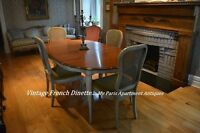 Antique French Dinette - free delivery