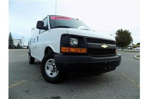2016 Chevrolet Express 2500 1WT V8 | A/C, PWR PACKAGE