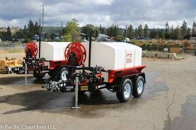 New 2019 Multiquip Wt5 525 Gal Water Wagon W Honda Pump
