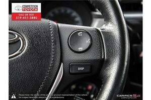 2014 Toyota Corolla S One Owner, No Accidents, Toyota Serviced London Ontario image 17