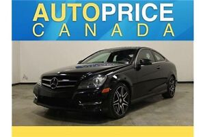 2014 Mercedes-Benz C-Class C350|COUPE|4MATIC|PANO|NAVIGATION