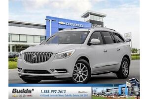 2016 Buick Enclave Leather Safety & E Tested