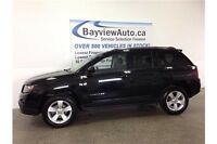 2015 Jeep COMPASS NORTH EDITION- 4x4! AUTO! ALLOYS! A/C! CRUISE!