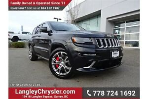 2014 Jeep Grand Cherokee SRT LOCALLY DRIVEN & FULLY LOADED