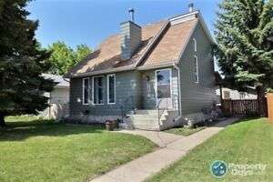 This 1373 sq ft home has tons of charm & character!