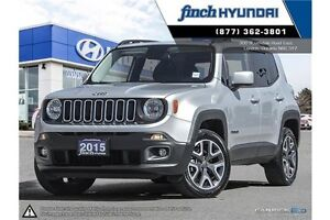 2015 Jeep Renegade North PRICED TO SELL!