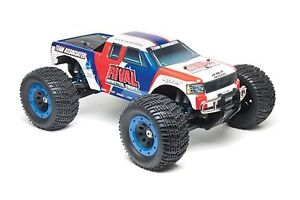 Ready to Run Team Associated Rival Monster Truck
