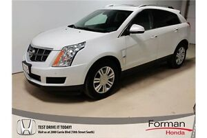 2010 Cadillac SRX Luxury Collection - Luxurious and loaded!