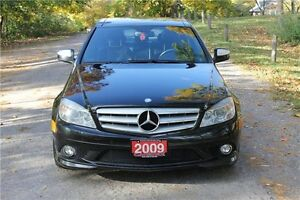 2009 Mercedes-Benz C-Class   AWD 4Matic   CERTIFIED Kitchener / Waterloo Kitchener Area image 8