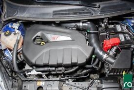 FORD FIESTA ST ENGINE AND BOX COMPLETE 2017 LOW MILEAGE