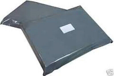 Grey Mailing Bags x100 4x6