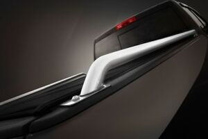 Ford Super Duty Stainless Steel Truck Bed Side Rails 6.5""
