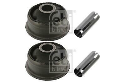 2x Suspension Arm Bush Front/Lower/Rear for VW GOLF 1.9 95-06 1J SDI TDI Febi