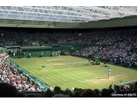 Men's Wimbledon Semi-final Tickets x 2 (Centre Court)