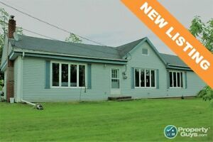 NEW LISTING! Spacious rancher, open concept 4 bed/2 bath