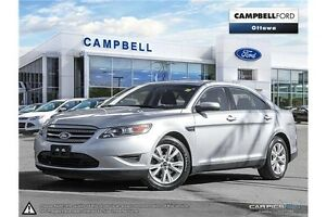 2011 Ford Taurus SEL LEATHER-LOADED