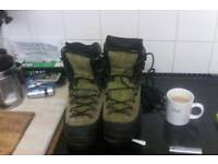 Pro Arbotec chainsaw boots