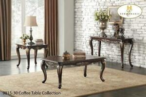 Traditional Coffee Table (MA779)